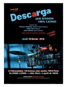 Concert Latin Funk Syncopa Uno Abracadabar