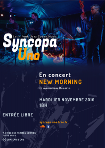 affiche-concert-syncopa-uno-new-morning-01-11-2016